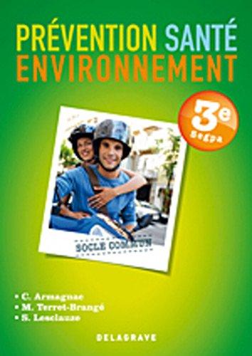 Prévention Santé Environnement SEGPA 3e : Live de l'élève