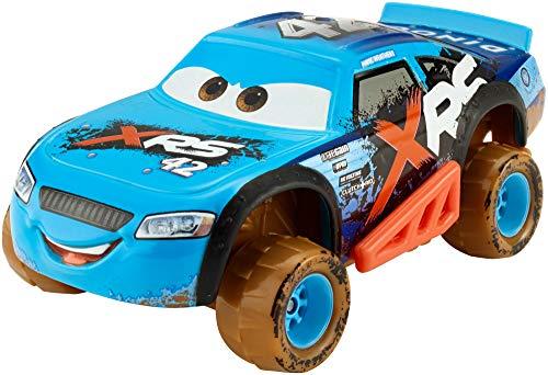 Mattel GBJ39 - Disney Cars Xtreme Racing Serie Schlammrennen Die-Cast Auto Fahrzeug Cal Weathers, Spielzeug ab 3 Jahren