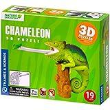 Camaleón 3d Puzzle