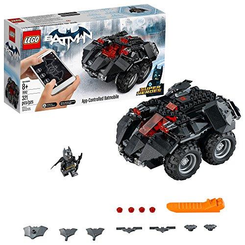 Lego DC Comics 76112 - Batmobile controllata da APP (321 pezzi)