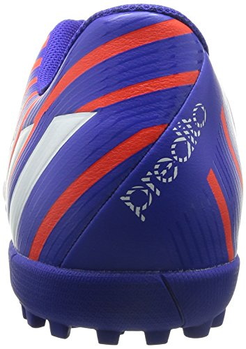 Adidas Predito Instinct Turf, Chaussures de Football Homme Rouge (solar Red/ftwr White/night Flash S15)