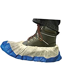 Scan WWDISSHOE Disposable Overshoes (20 Pairs)
