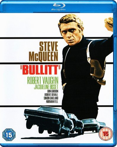 Bullitt [Blu-ray] [UK Import]