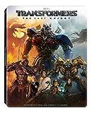 Locandina Transformers: L'Ultimo Cavaliere (Steelbook) (Blu-Ray)