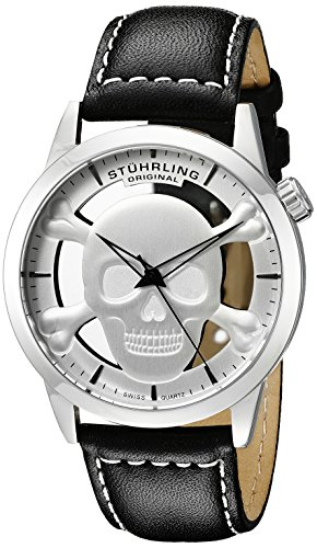 51gPU9GvPiL - Stuhrling Original Silver Mens 994.01 watch