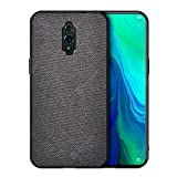 Olixar For Oppo Reno Case - Slim Fit - Smooth Touch Fabric-
