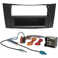 Radio da incasso Set (Mascherina + adattatore) per Mercedes Classe E W211S211E240e200t