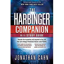 [(The Harbinger Companion with Study Guide)] [By (author) Jonathan Cahn] published on (January, 2013)