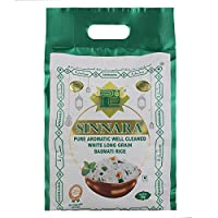 Sinnara White Long Grain Basmati Rice, 2 Kg
