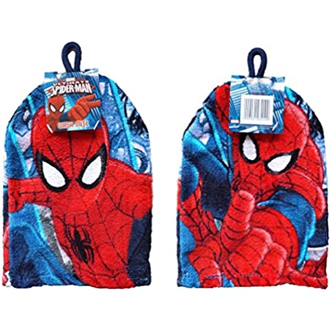 Ultimate Spider Man – Manopla de franela