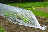 Apollo Gardening - Juego de túnel de película de polietileno para cultivo