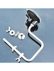 Edealing Sedal portátil 1PCS aluminio Winder Carrete Carrete Sistema de cola de Caza y Pesca de herramientas