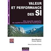 Valeur et performance des SI : Une nouvelle approche du capital immatériel de l'entreprise (Management des systèmes d'information) (French Edition)
