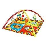 SICL-F Baby Gattonare, Super Soft Baby Fitness Telaio Letto, Tappetino da Gioco per Bambini Giocattoli educativi per Gattonare per 0–18Mesi Bambino
