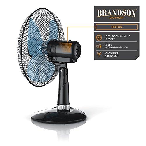 Brandson – Tischventilator 35cm | Tisch Bild 2*