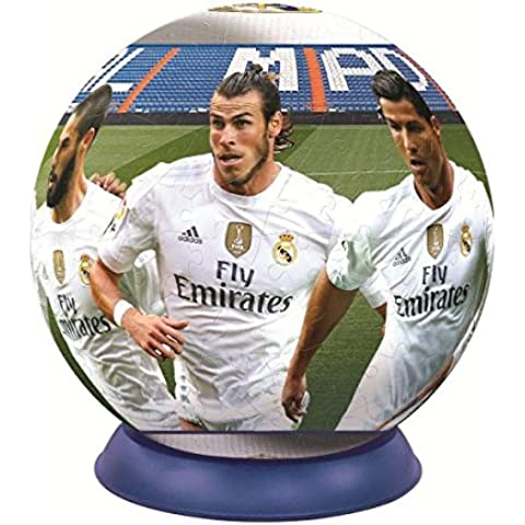 Eleven Force  - Puzzle ball real madrid