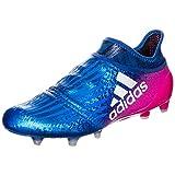 ADIDAS Herren X 16+ Purechaos FG Fußballschuhe, blau/pink, 42 EU