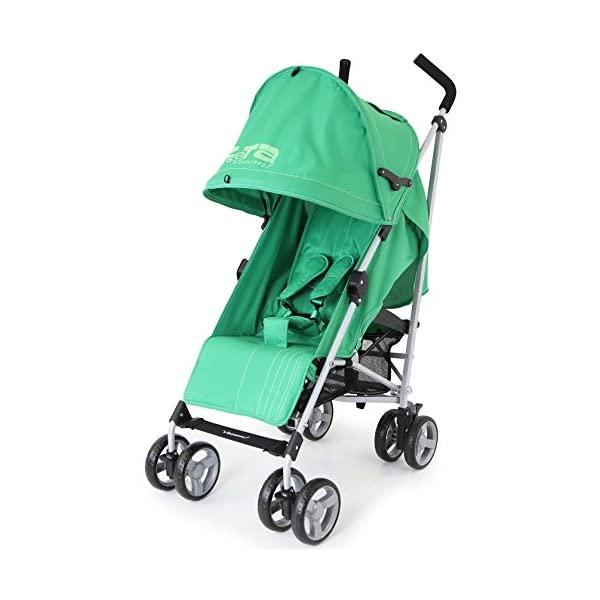 ZeTa Vooom Baby Stroller - Leaf (Green) ZETA Zeta Vooom Will Exceed You Expectations! Over 70,000 Thousand Parents Just Like You Own The Zeta Vooom And Have Rated It As The Best Stroller They Have Ever Had! Unique Drop Down Hood (Copy Right Protected), Superb Quality Product! The Best Money Can Buy! Better Than Any Pushchair In Its Class! Complete With FREE Rain Cover, Suitable From Birth 3