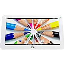 "WOXTER I-101 WHITE - Tablet de 10.1"" (1 GB de RAM, 8 GB de disco duro, Android 5.1) blanco"