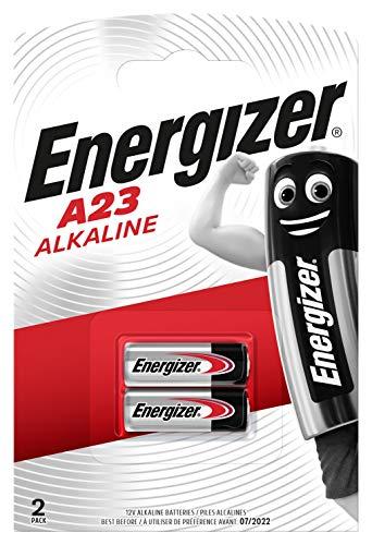Energizer-Miniatur Alkali Spezialbatterie A23, 2 Stück