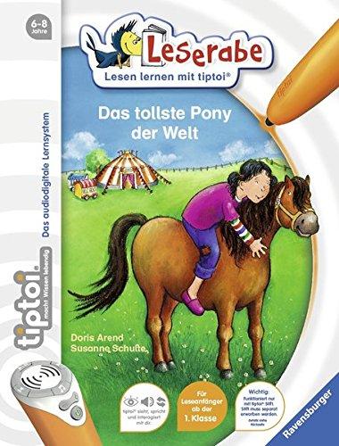 tiptoi Leserabe Das tollste Pony der Welt por Doris Arend