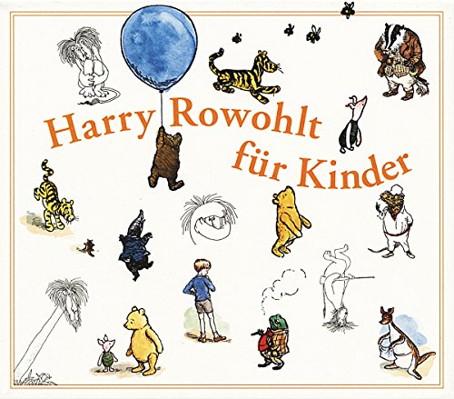 Harry Rowohlt für Kinder - Deutsch Silverstein Shel