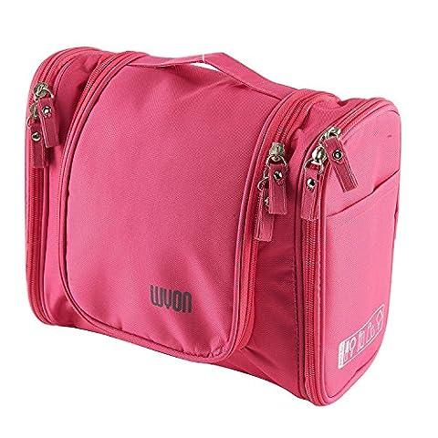 Asvert Business Trip Toilet Bag Waterproof Peasonal Care Cosmetics Make