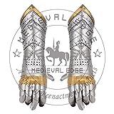 Nauticalmart Real Simple... Un Handtooled hecha a guanteletes Armor...