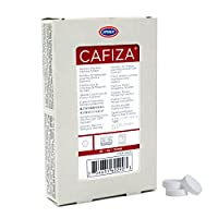 Urnex Cafiza Espresso Machine Cleaning Tablets, Pack of 32