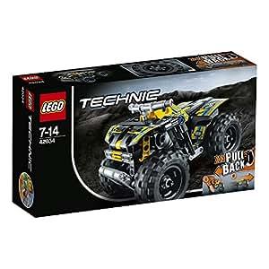 lego technic 42034 quad bike toys games. Black Bedroom Furniture Sets. Home Design Ideas