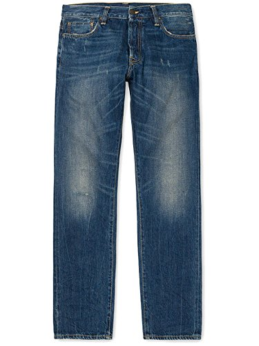 carhartt-wip-uomo-jeans-selvedge-tapered-fit-klondike-kasano-bleu-delave-pour-homme-