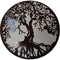 Árbol de la Vida, decoración de Pared de Metal, ...