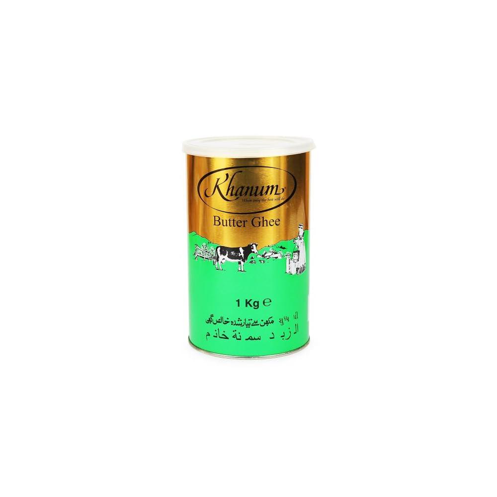 Khanum Butter Ghee 1000g
