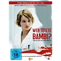 Wer t?tete Bambi? - Wer hat Angst vorm wei?en Mann? / Qui a tu? Bambi? (Special Edition with Director's Cut, 2 DVDs) (German Release) by Laurent Lucas