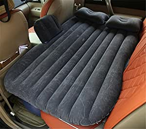 aufblasbares auto matratze mit kissen suv minivan. Black Bedroom Furniture Sets. Home Design Ideas