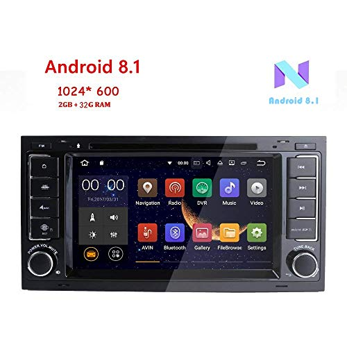 Freeauto Volkswagen Touareg 7 Inch Quad Core Android