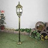 Moderne LED Außenleuchte Wegleuchte Wegeleuchte Gartenleuchte Gartenlampe Lampe