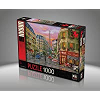 Ks Games Rue Paris Dominic Davison Puzzle 1000 11357