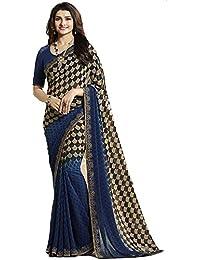Manorath Velvet Saree With Blouse Piece