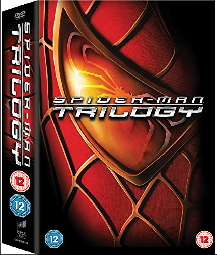 Image of Spider-Man Trilogy [DVD]