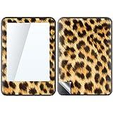 """Tolino Vision 1 , 2 , 3HD, 4HD Skin """" LEOPARD 2 """" Sticker Handy Folie Aufkleber + Wallpaper, Schutzfolie fuer Cover"""