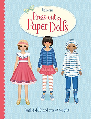 Press-Out Paper Dolls (Press Outs)