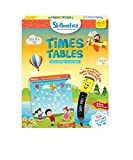 Skillmatics Fun Learning Times Tables, 6-9 Years, Multi Color