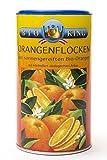 BioKing 3 x 200g getrocknete BIO ORANGENFLOCKEN aus sonnengereiften Orangen (EUR 5,99 / Dose)