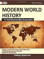 Modern World History for Civil Services Main Examination
