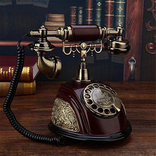 homjo-antike-telefon-weinlese-antike-art-drehknopf-harzmetall-schnurgebundenes-telefon-zuhause-wohnz