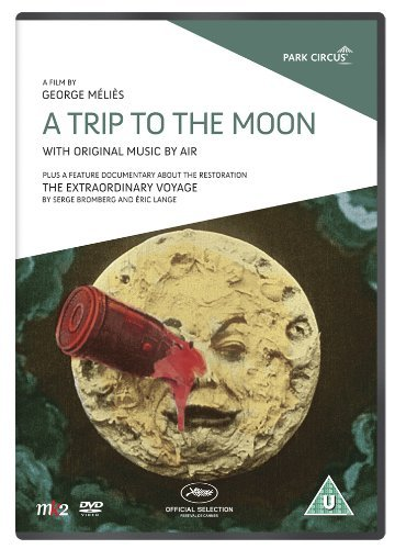 Melies - A Trip to the Moon (Restored) [DVD] [1902] by George (Moon To The Trip)