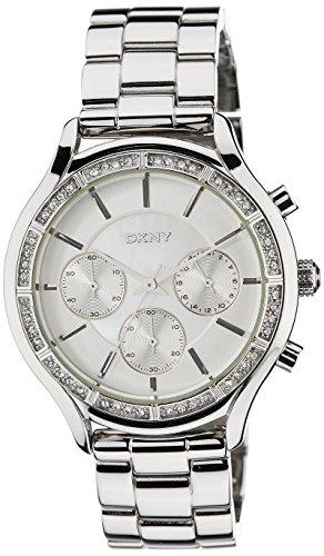 dkny-ny8251-chronographe-montre-femme-bracelet-en-metal-couleur-argente