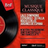 Lalo: Symphonie espagnole - De Falla: Noches en los Jardines de España (Mono Version)