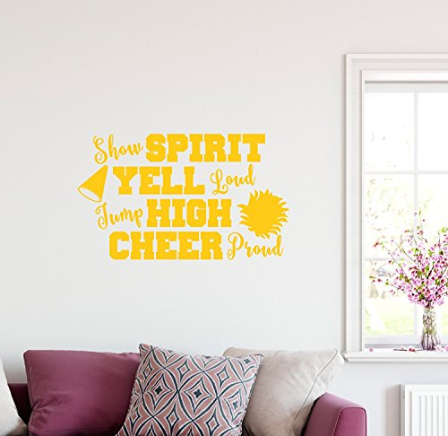 (Wandaufkleber Wall Sticker quotes 38